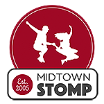 Midtown Stomp Logo